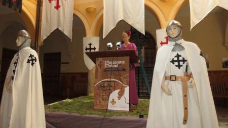 Silvia Cebrián, concejala de Cultura y coordinadora de las V Jornadas Medievales