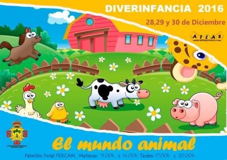 Cartel de Diverinfancia 2016