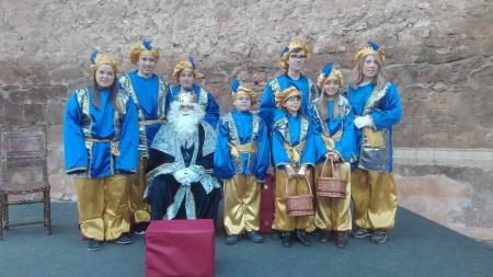 Jueves 5 de enero a las 19:00 horas, Cabalgata de Reyes 2017