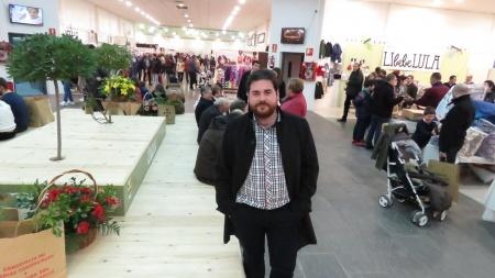 Pablo Camacho, Concejal de Ferias Comerciales