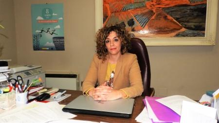 Beatriz Labián, concejala Portavoz del equipo de gobierno