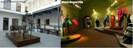 Museo del Queso Manchego y Colección de Arte, y Museo Manuel Piña