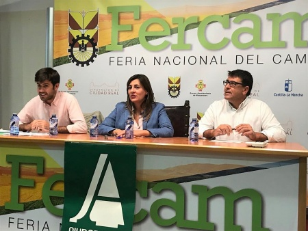 Intervención de Díaz-Benito en la asamblea de Asaja