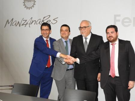 Fercam quiere sumar al de la Junta y Diputación el apoyo del Gobierno de España