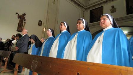 Las Concepcionistas Franciscanas dejan Manzanares tras 426 años