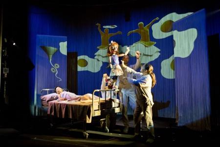Obra de teatro 'Óscar el niño dormido'
