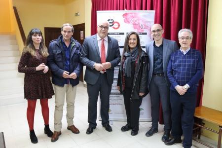 Nuria Varela e Isaías Lafuente en la Escuela de Ciudadanos