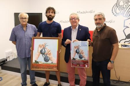 Presentación del XLII Festival Nacional de Folclore 'Ciudad de Manzanares'