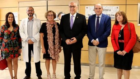 Inauguración III Jornadas del Alzheimer