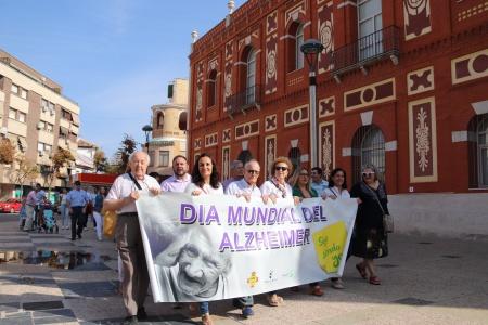 Marcha solidaria por el alzheimer
