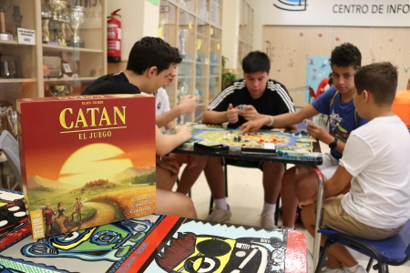 Torneos para jóvenes en la Casa de la Juventud con motivo de las fiestas patronales