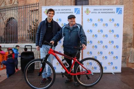 Fiesta solidaria de la bicicleta 2019