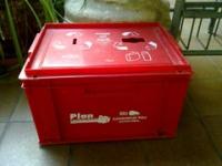 Imagen: contenedor específico para pilas usadas.