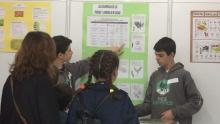 """Alumnado del IES Azuer de Manzanares en la VII Edición de la Feria Científica """"Finde Científico"""""""