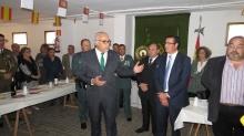 El Alcalde, Julián Nieva, agradece el trabajo de la Guardia Civil