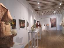"""En el Museo del Queso Manchego y Colección de Arte se puede visitar la exposición de Juan Sánchez """"El Taller de Zurbarán"""""""
