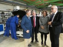 Visita por las instalaciones de EFA Moratalaz Manzanares