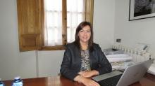 Isabel Díaz-Benito. Concejala de obras y urbanismo