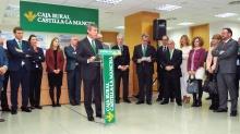 Intervención del presidente de Caja Rural de CLM