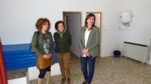 Obras de mejora en las instalaciones del Albergue de Manzanares