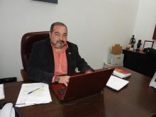 Miguel Ramírez, concejal de tráfico y seguridad ciudadana