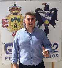Francisco Manuel Márquez Carmona, nuevo presidente del Manzanares CF
