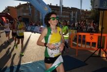 Cristina Izarra, ganadora femenina
