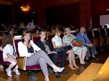 Representación municipal en la Gala del Deporte. Foto: Manzanares en Imágenes