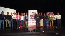 """Novilleros participantes en el certamen """"Promesas de nuestra tierra"""""""