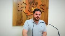 Pablo Camacho. Concejal Promoción Pequeño Comercio