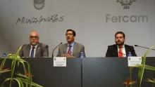 Clausura de la 57ª edición de Fercam en Manzanares