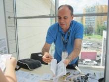 """Participantes en el Congreso Internacional """"Sciencie on Stage"""""""