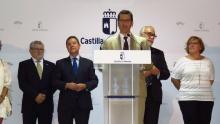 Intervención de José Manuel Caballero, presidente de la Diputación de Ciudad Real