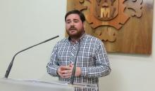 Pablo Camacho, concejal de Empleo