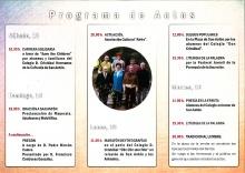 Programa de actos