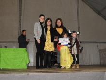 A las ocho de la tarde se entregaron también los premios del Concurso de Escaparates