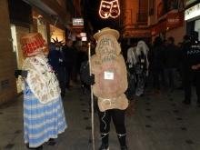 Uno de los participantes en el Día del Mascarón