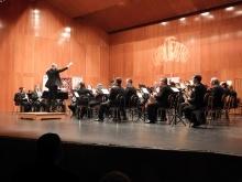 La AMC Julián Sánchez Maroto ofreció un concierto de música cofrade