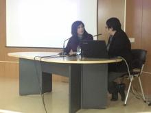 La concejal de Promoción Económica y Turismo presentó a Yolanda Peña y habló sobre su trayectoria profesional