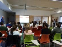 El Vivero de Empresas acoge este curso desarrollado en colaboración con la Cámara de Comercio