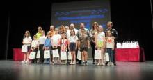 Premiados de 4º curso