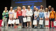 Premiados de 5º curso