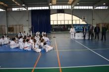 Clausura curso de la Escuela Municipal de Judo