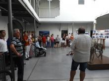 Inauguración y entrega de premios de 'Manzanares 30 días en bici'