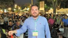 Pablo Camacho confirmó que Fercam 2018 superará los 200 expositores
