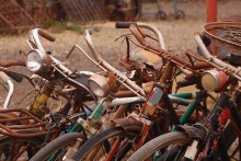 Bikes de Francisco Javier López de los Mozos Peña