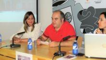 Ramón Ramírez leyó el manifiesto del Día Mundial de la Salud Mental