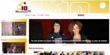 Página principal de Manzanares10TV