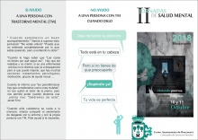Tríptico informativo editado por el Ayuntamiento de Manzanares