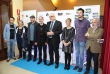 Photocall con organizadores, autoridades e invitados